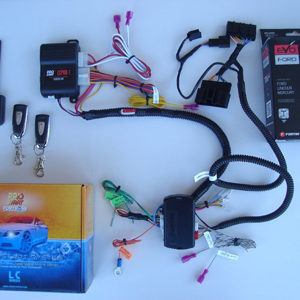One Button Remote Starter Kit for Ford Edge -True Plug & Play Installation