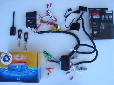 One Button Remote Starter Kit For Ford Edge True Plug Play Installation