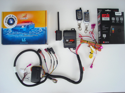 Iphone Remote Car Starter >> Remote Starter Kit w/ Keyless Entry for Chevrolet Cruze - True Plug & Play Installation - Warm ...