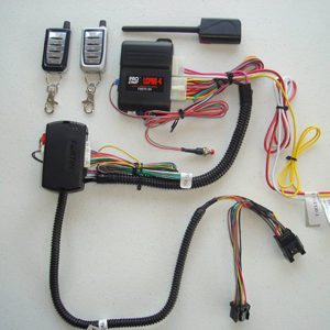 Remote Starter Kit w/ Keyless Entry for Chrysler Town & Country- True Plug & Play Installation
