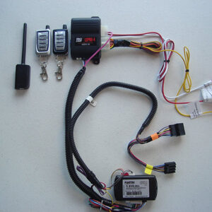 Remote Starter Kit w/ Keyless Entry for Dodge Nitro – True Plug & Play Installation