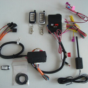 Remote Starter Kit w/ Keyless Entry for GMC Savana – True Plug & Play Installation