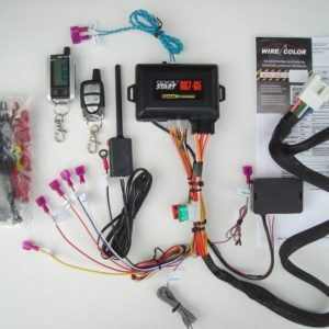 Two Way Remote Starter Kit w/ Keyless Entry for 2011-2015 Toyota Tacoma G Key Plug and Play Installation