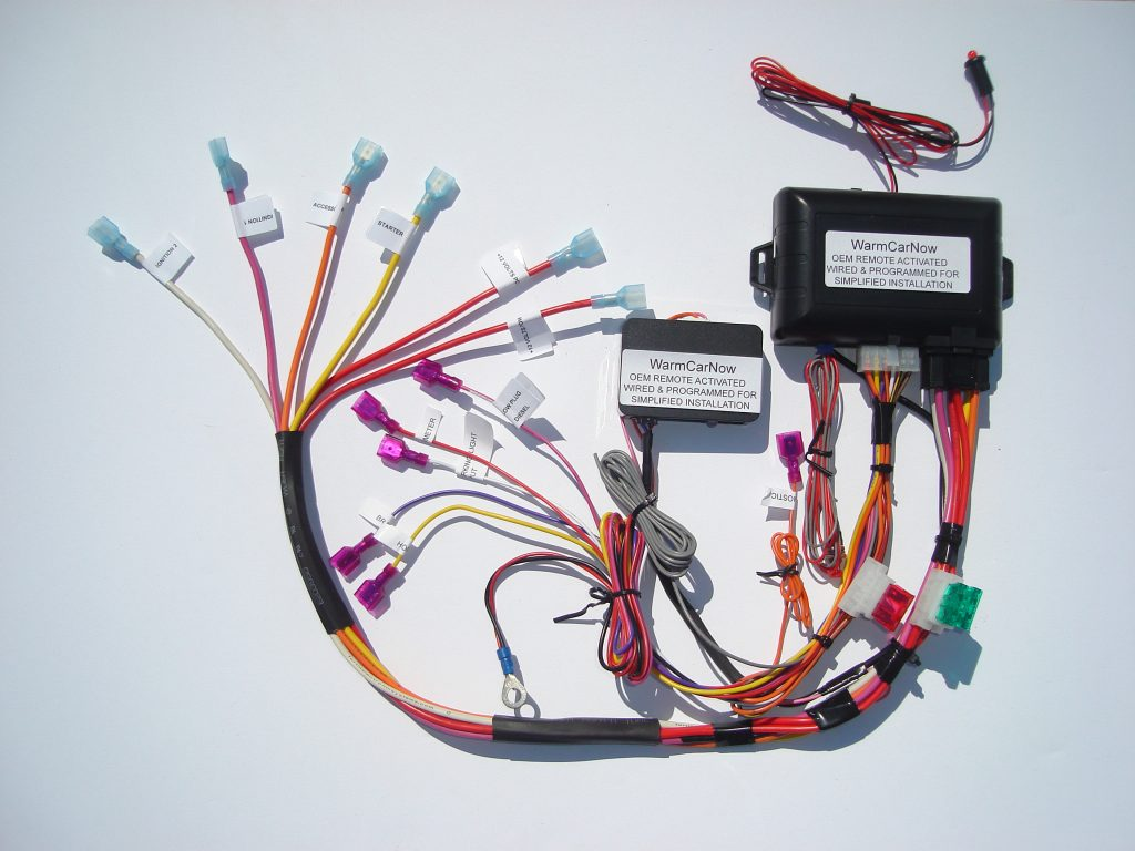 Buick Oem Wiring Harness Bgmt Data Jeep Semi Plug And Play Remote Start For 2003 2006 2007 Engine