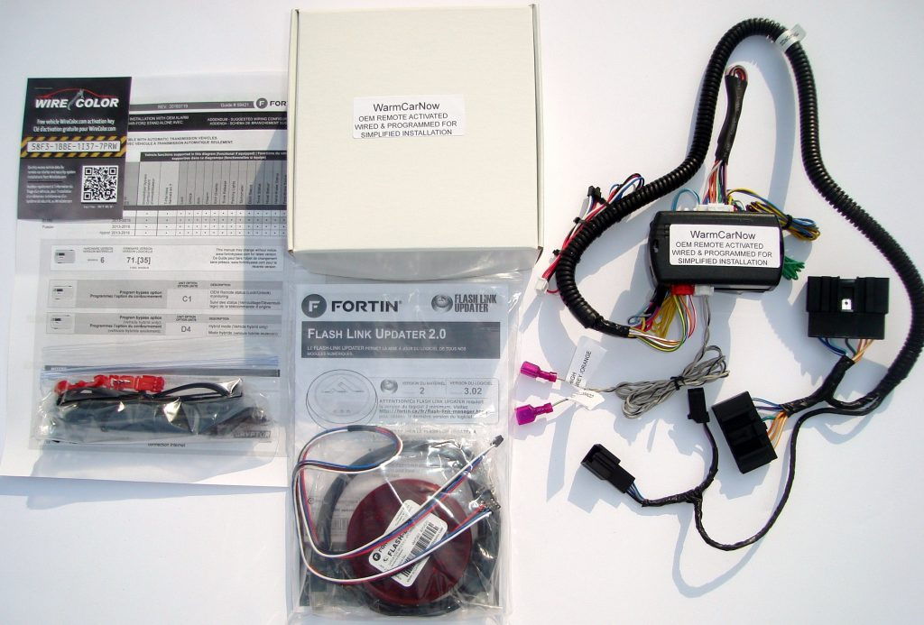 Oem Remote Activated Plug And Play Start For Ford F 150 Rhwarmcarnow: Remote Starter Installation Locations At Gmaili.net